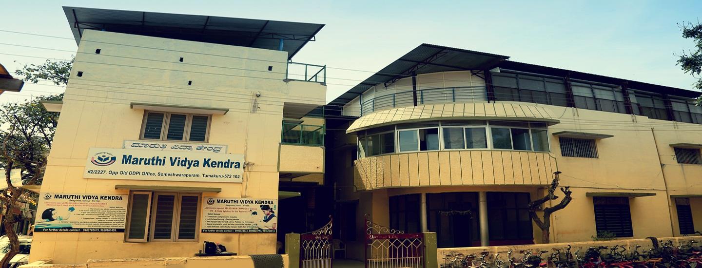 <!-- Slide 1 -->Welcome to Maruthi Vidya Kendra